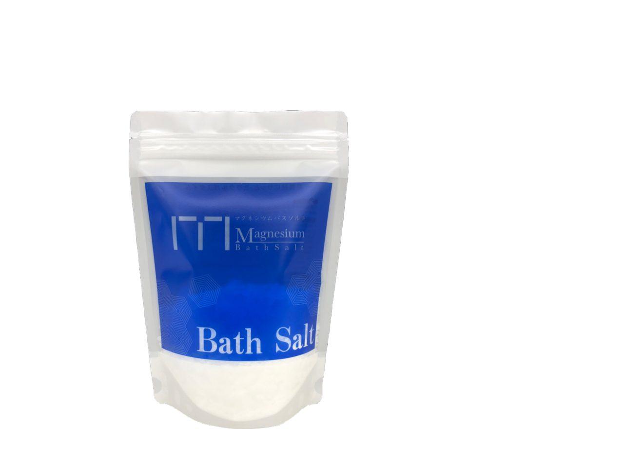 マグネシウム入浴剤 600g